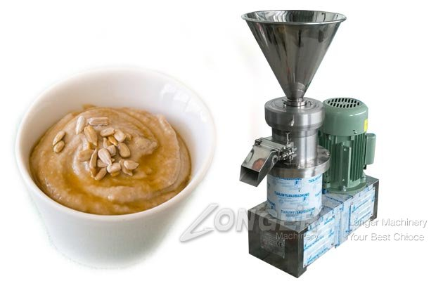 Sunflower Seed Butter Making Machine