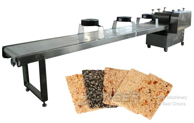 Sesame Bar Cutting Machine