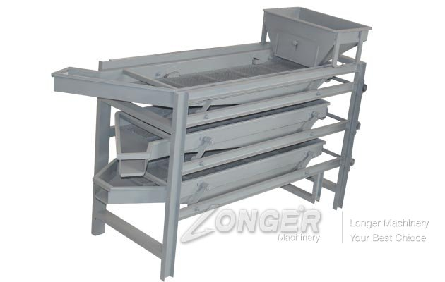 Almond Grading Machine