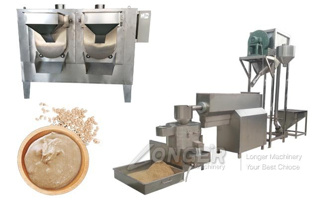 Sesame Butter Production Line