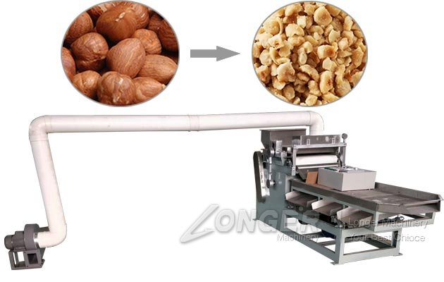 Commercial Nut Crusher Machine for Sale