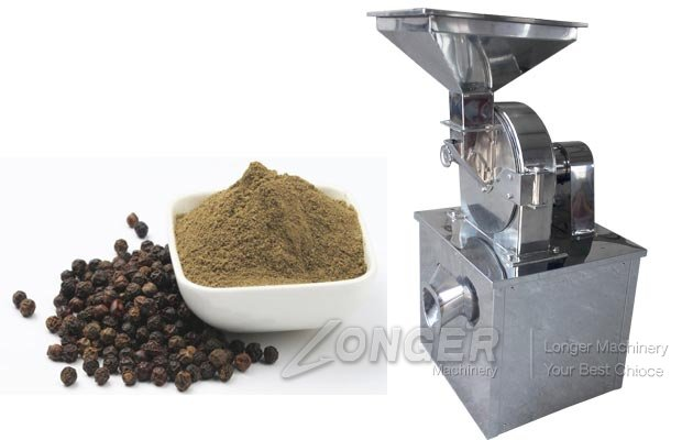 Black Pepper Powder Making Machine