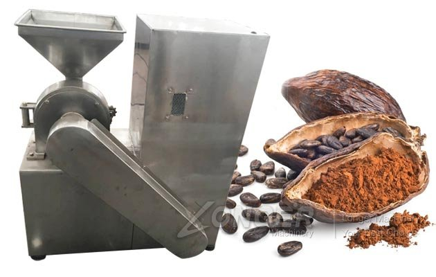 Cocoa Powder Making Machine
