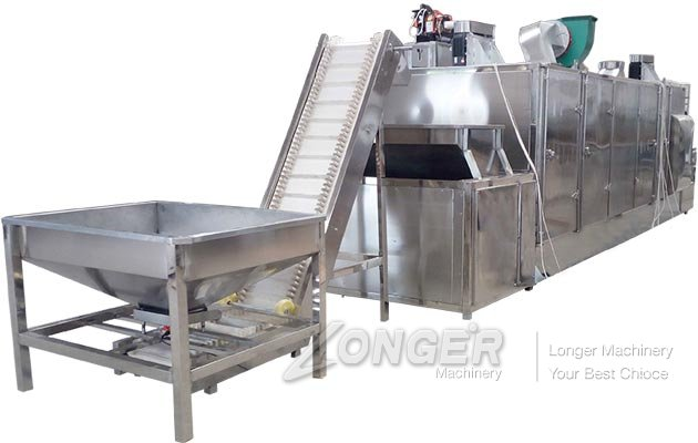 Choose Cashew Nut Roasting Machine