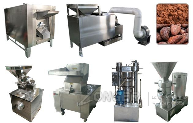 Automatic Cocoa Powder Production Line