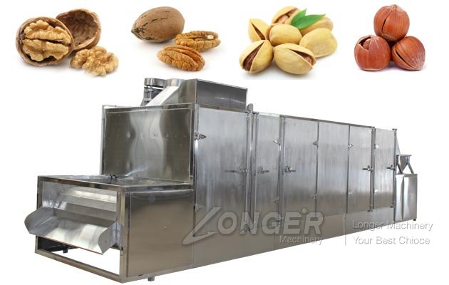 Pistachio Roasting Machine
