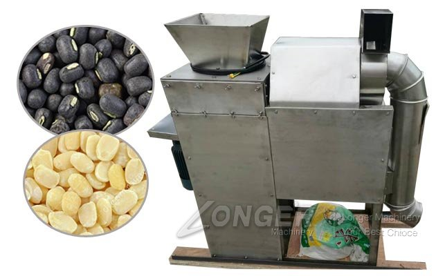 Black Gram Dehusking Machine Price