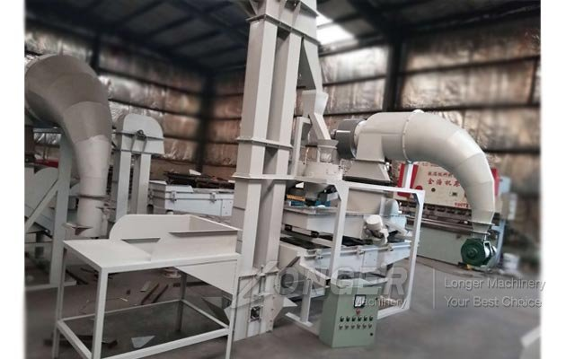 Moringa Seed Peeling Machine for Sale