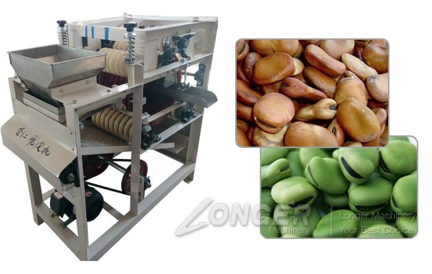 Fava Bean Peeling Machine Supplier