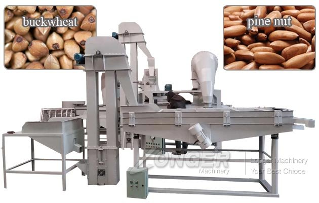 Buckwheat Dehuller Machine for Sale