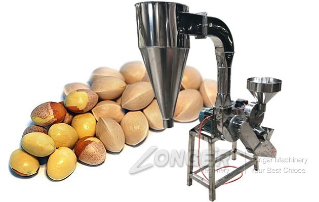 Ginkgo Nut Shelling Machine for Sale