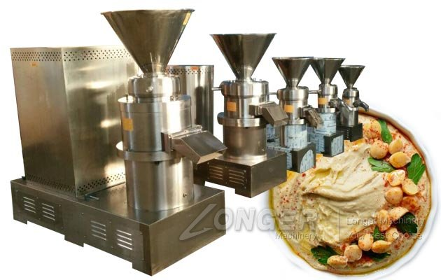 Commercial Chickpea Grinding Machine