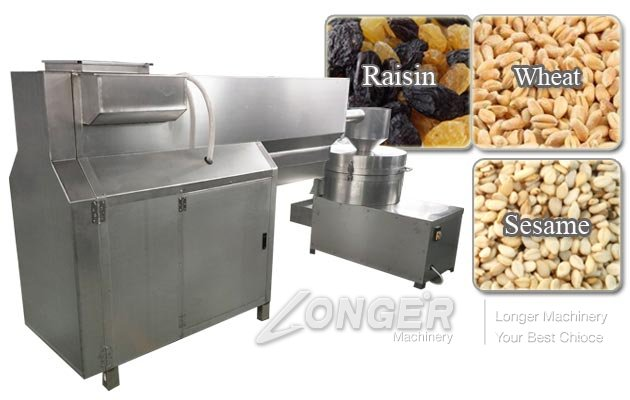 Sesame Seed Cleaner Machine