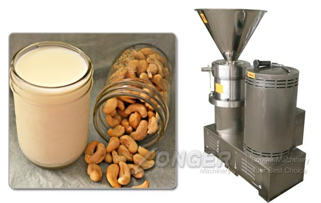 Cashew Milk Grinding Machine