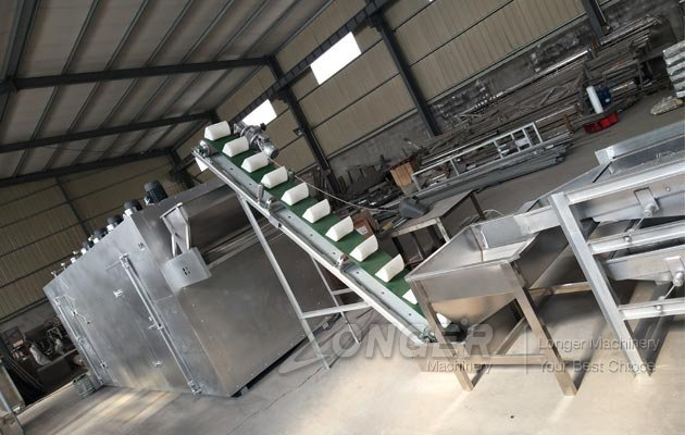 Electric Hazelnut Drying Machine