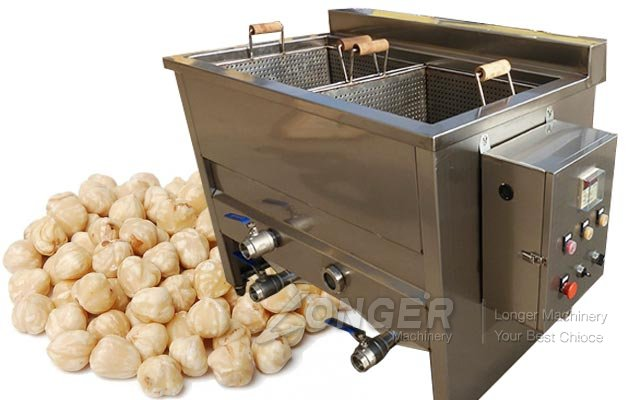 Hazelnut Blanching Machine for Sale