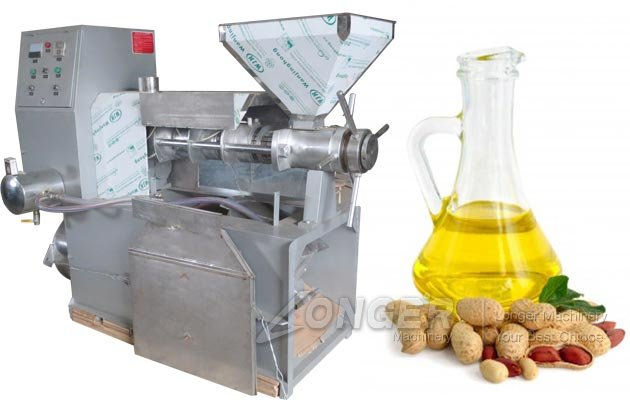 Peanut Oil Press Machine Supplier