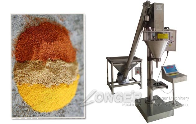 Spices Powder Packing Machine Price
