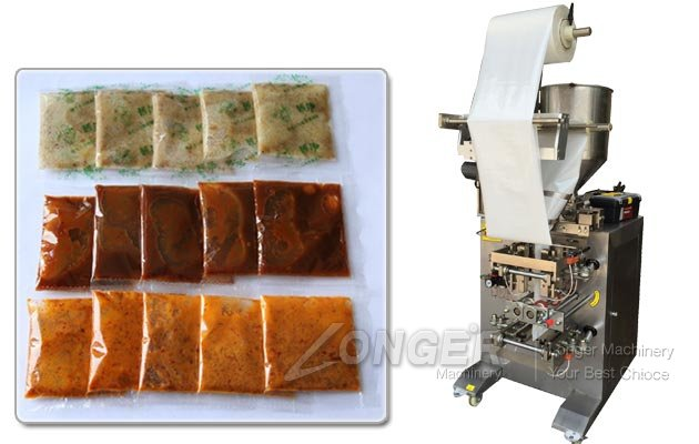 Automatic Paste Packaging Machine
