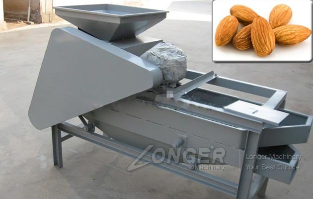 Industrial Apricot Kernel Cracking Machine