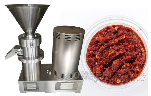 Industrial Curry Paste Grinder Machine