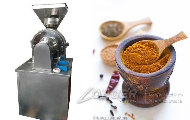 Industrial Curry Powder Making Machine Price