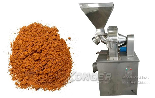 Curry Powder Grinding Milling Machine