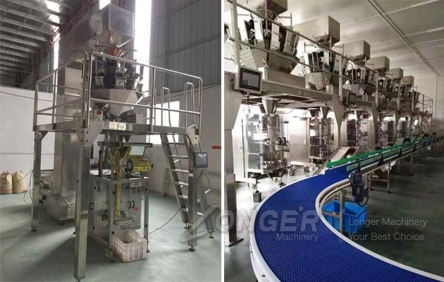 Automatic Pistachio Nuts Packaging Machine Price