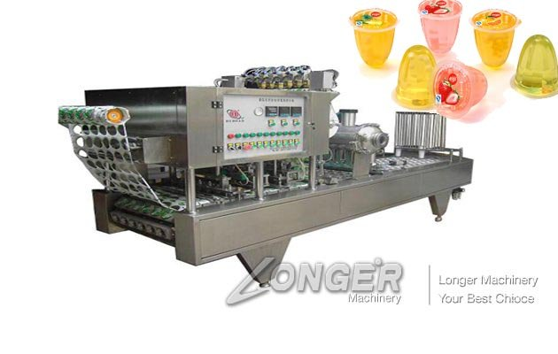 Fruit Jelly Packing Machine Manufacturer
