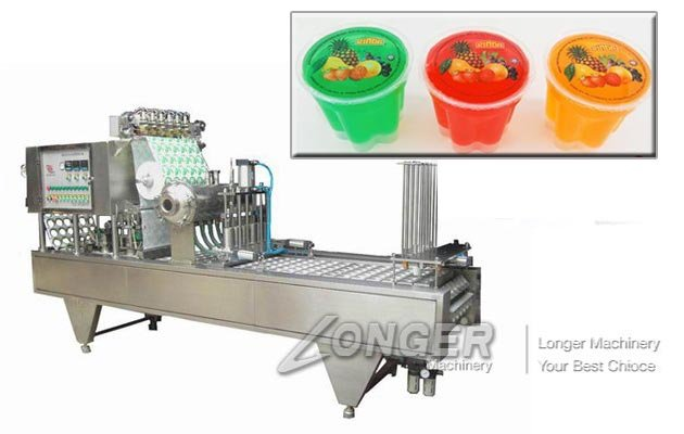 Automatic Jelly Packaging Machine for Sale