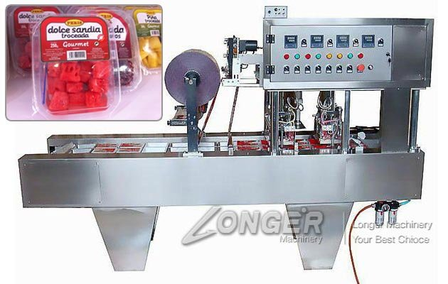 Food Tray Filling and Sealing Machine Manufacturer