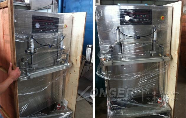 Vertical Vacuum Packaging Machine for Sale