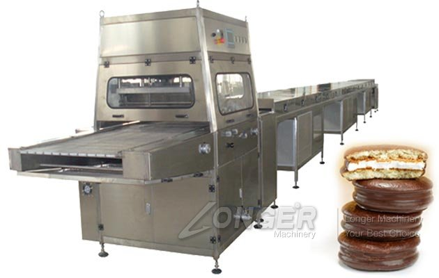 Chocolate Enrobing Machine for Sale