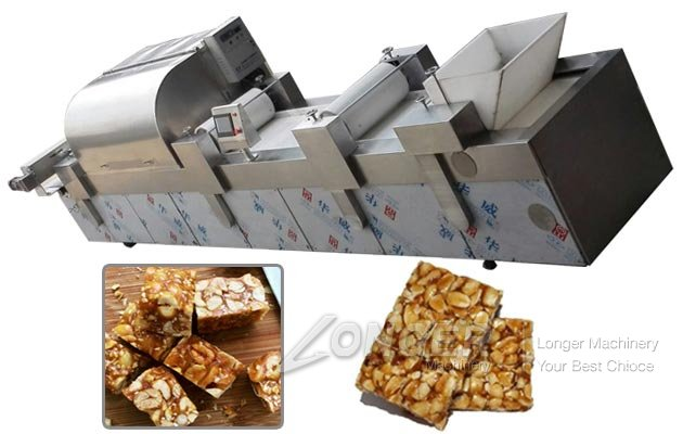 Automatic Peanut Brittle Making Machine for Sale
