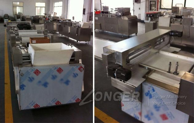 Automatic Peanut Brittle Maker Machine for Sale