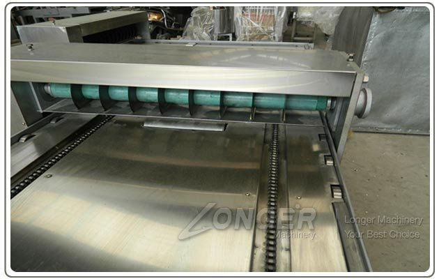 Peanut Brittle Cutting Machine Stainless Steel