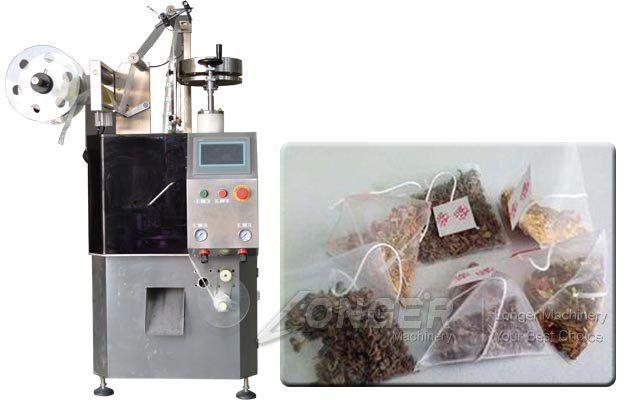 Pyramid Tea Bag Packing Machine Price