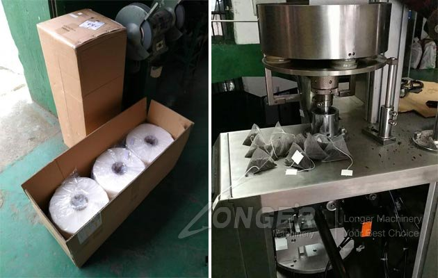 High Precision Tea Bag Packing Machine for Sale