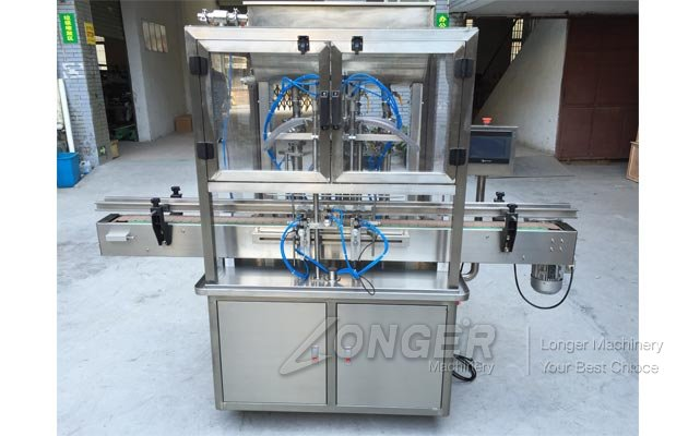 Ghee Filling Machine Manufacturer