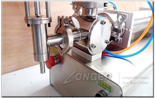 Chilli Sauce Bottle Filling Machine for Sale