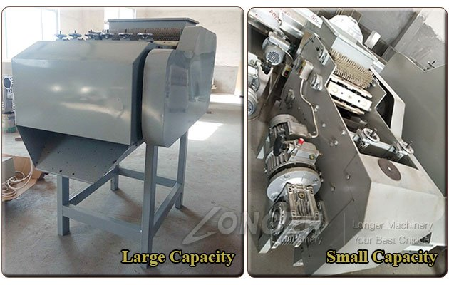 Automatic Cashew Nut Shelling Machine in China
