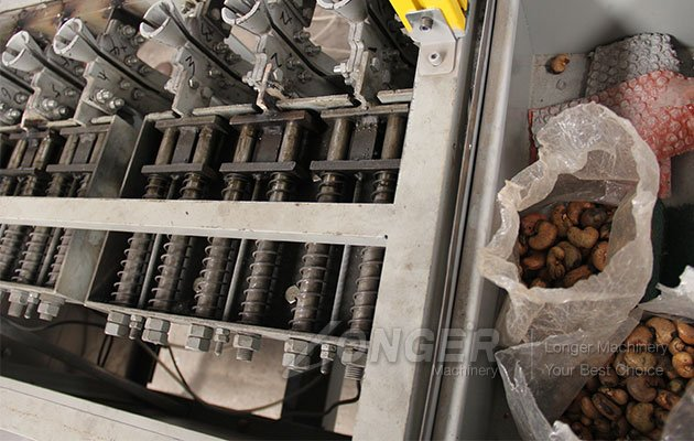 Cashew Nut Shell Breaking Machine Manufacturer