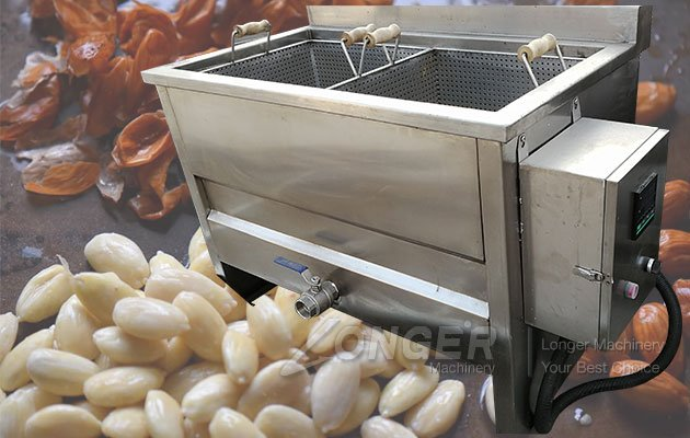 Commercial Almond Blanching Machine Price
