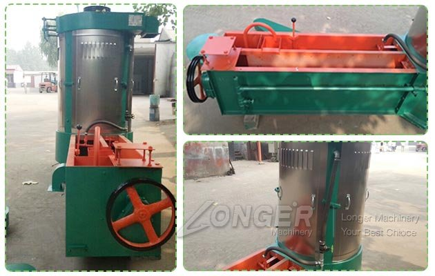 2 T/H Poppy Seed Washing and Drying Machine for Sale