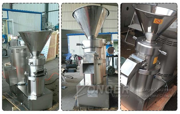 LGJMS-130 Industrial Almond Cow Milk Machine in UK