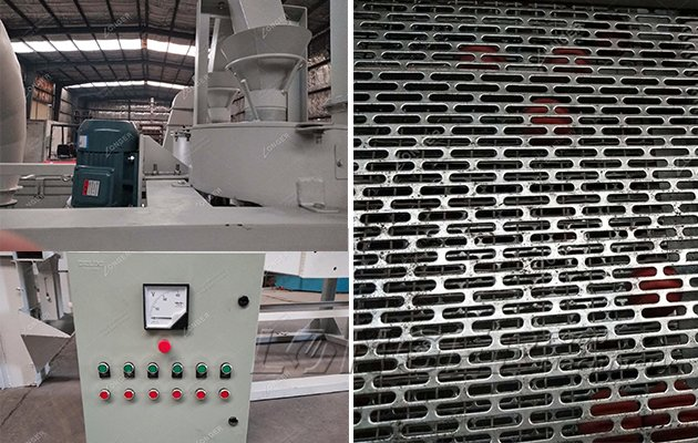 Automatic Buckwheat Huller Machine Supplier