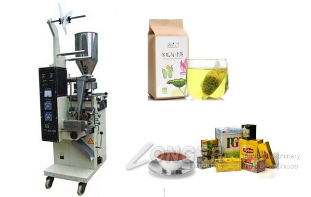 LG-500 High Precision Tea Bag Packing Machine