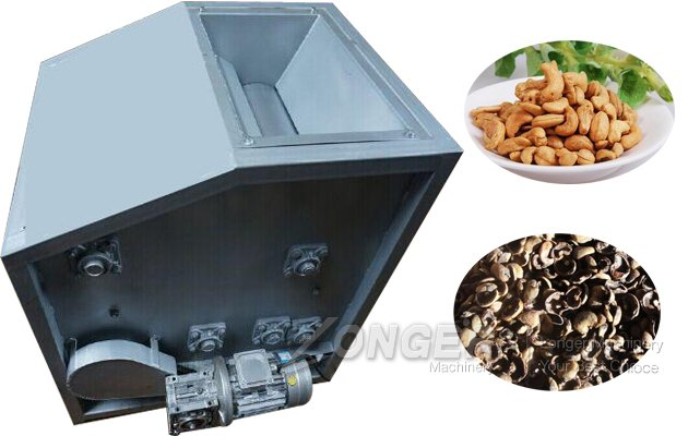 New Type Cashew Shelling Machine