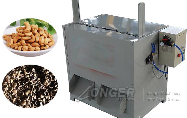 Semi Automatic Cashew Nut Shelling Machine With CE
